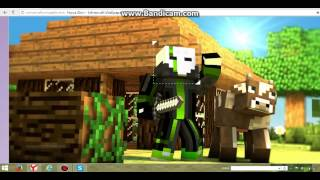 Minecraft Shader Mod Arka Plan