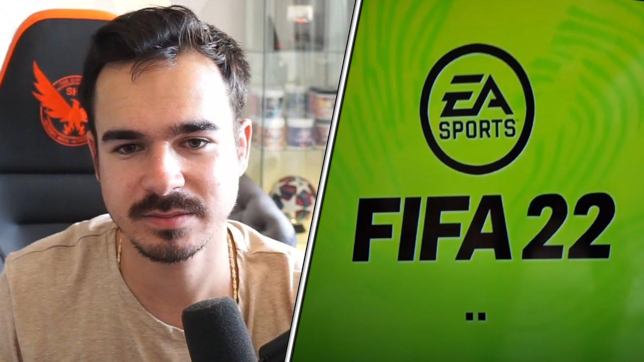 Erné hat FIFA 22 getestet😱🔥 GAMEPLAY REALTALK🤔