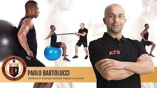 164° Talk Show Scienze Motorie - PAOLO BARTOLUCCI