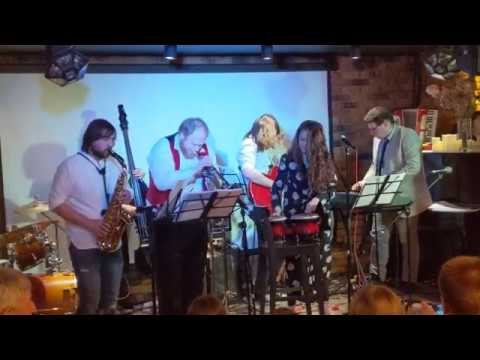 Name Cool Band inc - All That We Perceive (cover Thievery Corporation)