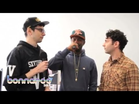 Casey Veggies Interview - ItsTheReal | Bonnaroo365