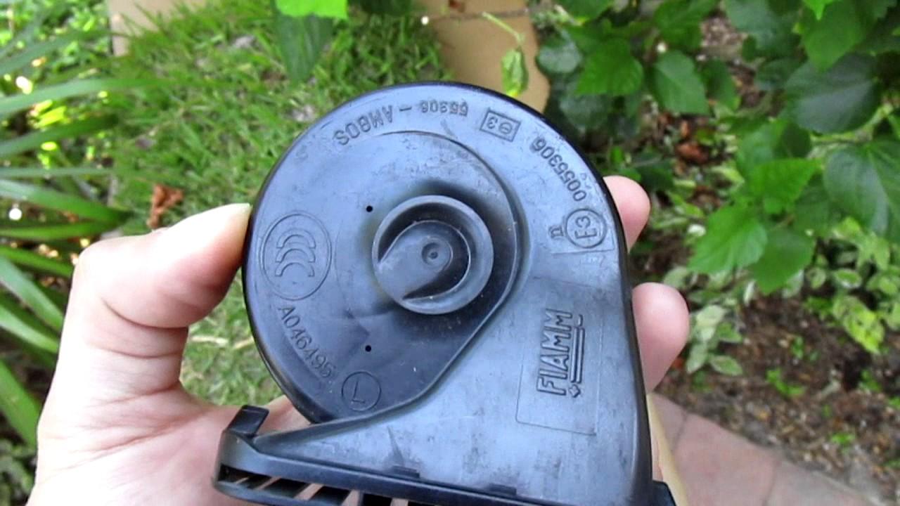 hight resolution of testing car horns good horn vs bad horn