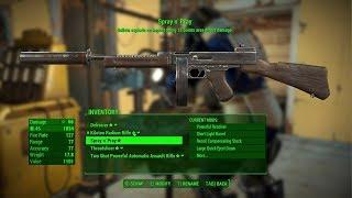 Fallout 4 Ep 318 Автоматическое оружие. Настолько оно эффективно