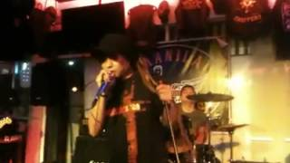 Momscake Vocalist Jerome Alcid and SkyChurch Drummer Robert Dela Cruz  Jammin