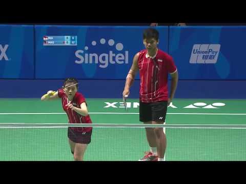 Praveen Jordan/debby Susanto vs Chan Goh