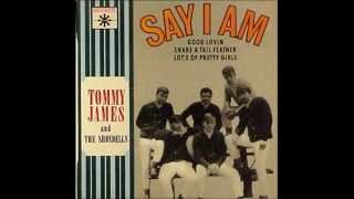 Watch Tommy James Say I Am video