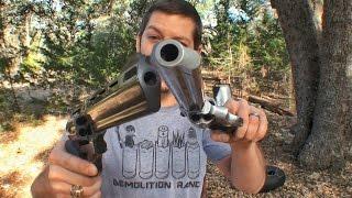 Толстая пуля против быстрой пули | Разрушительное ранчо | Перевод Zёбры