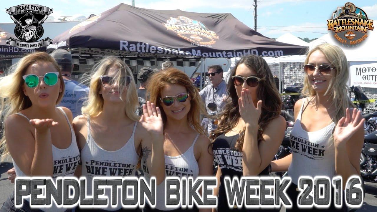 Pendleton Bike Week 2016 Recap Video | Rattlesnake Mountain Harley