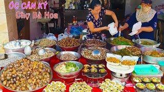 Hàng Ốc Cân Ký từ 18k có một không hai ở Sài Gòn