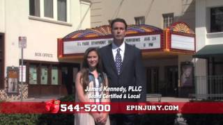 James Kennedy, P.L.L.C. Video - Personal injury lawyer board certified