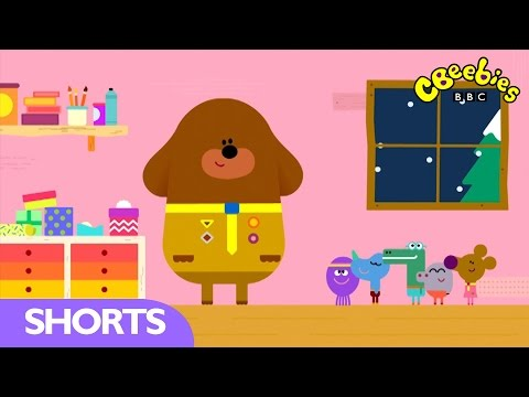 CBeebies | Hey Duggee | Christmas Tree Decorations