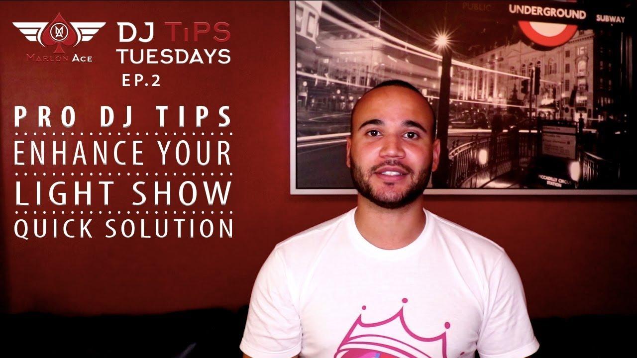 Dj Tips Tuesdays Ep 2 Enhance Lighting Haze Fog Wedding