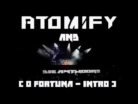 Carl Orff - O Fortuna (Remix à la Die Antwoord)