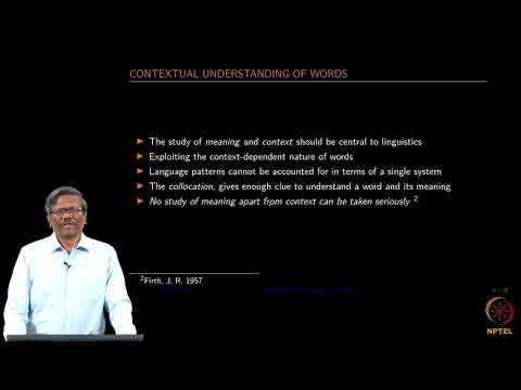 Contextual understanding of text