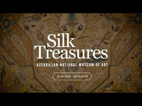 Silk Treasures - Unique exhibition on Early Azerbaijan Embroideries