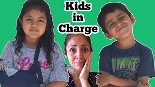 If Kids Were In Charge I Mom Can't Say No