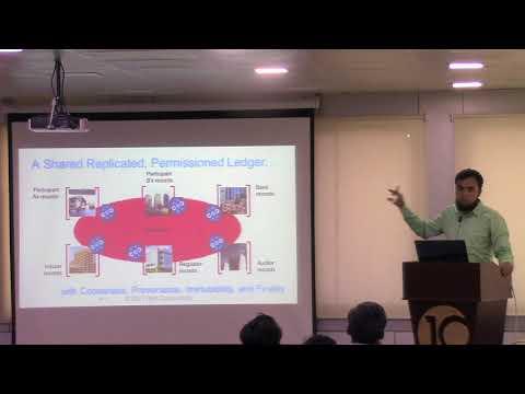 Introduction to Blockchain Development using Hyperledger Composer