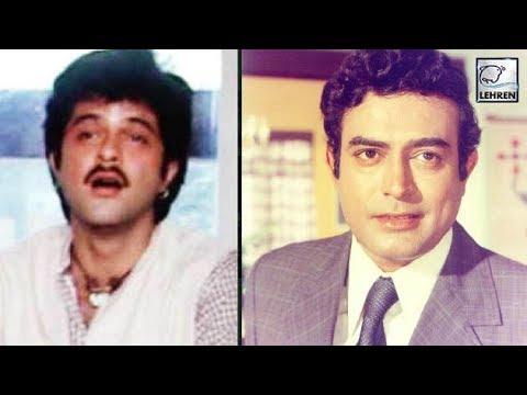 When Anil Kapoor Borrowed Money From Shabana Azmi And Sanjeev Kumar