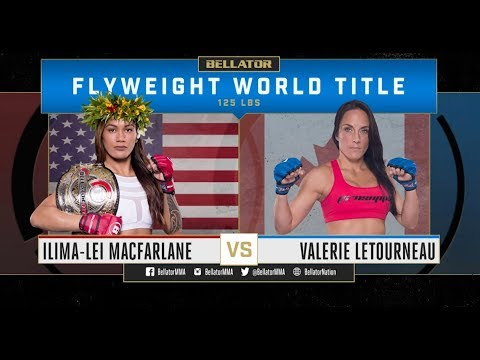 Bellator 213: Fight Highlights