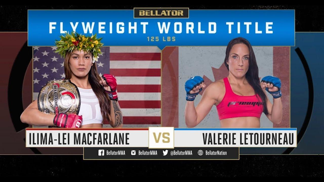 Bellator 213: King Mo Lawal vs. McGeary - Recap