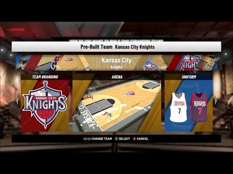HOW TO CREATE CUSTOM TEAMS, JERSEYS & COURTS IN NBA 2K20!