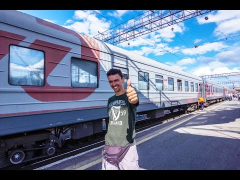 The Ways Of Asia - The Trans Mongolian Route (Ep 02 - The Way To Irkutsk)