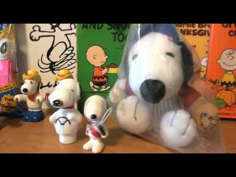 Peanuts Charlie Brown & Snoopy Collection
