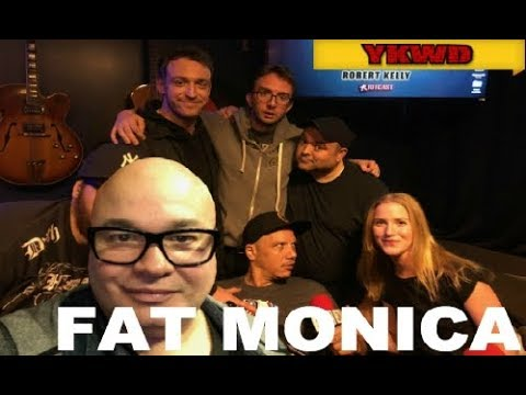 FAT MONICA (DAN SODER, LUIS J GOMEZ, JOE LIST) | #YKWD #PODCAST