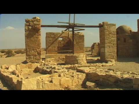 Desert CASTLES of the UMAYAD DESERT JORDAN