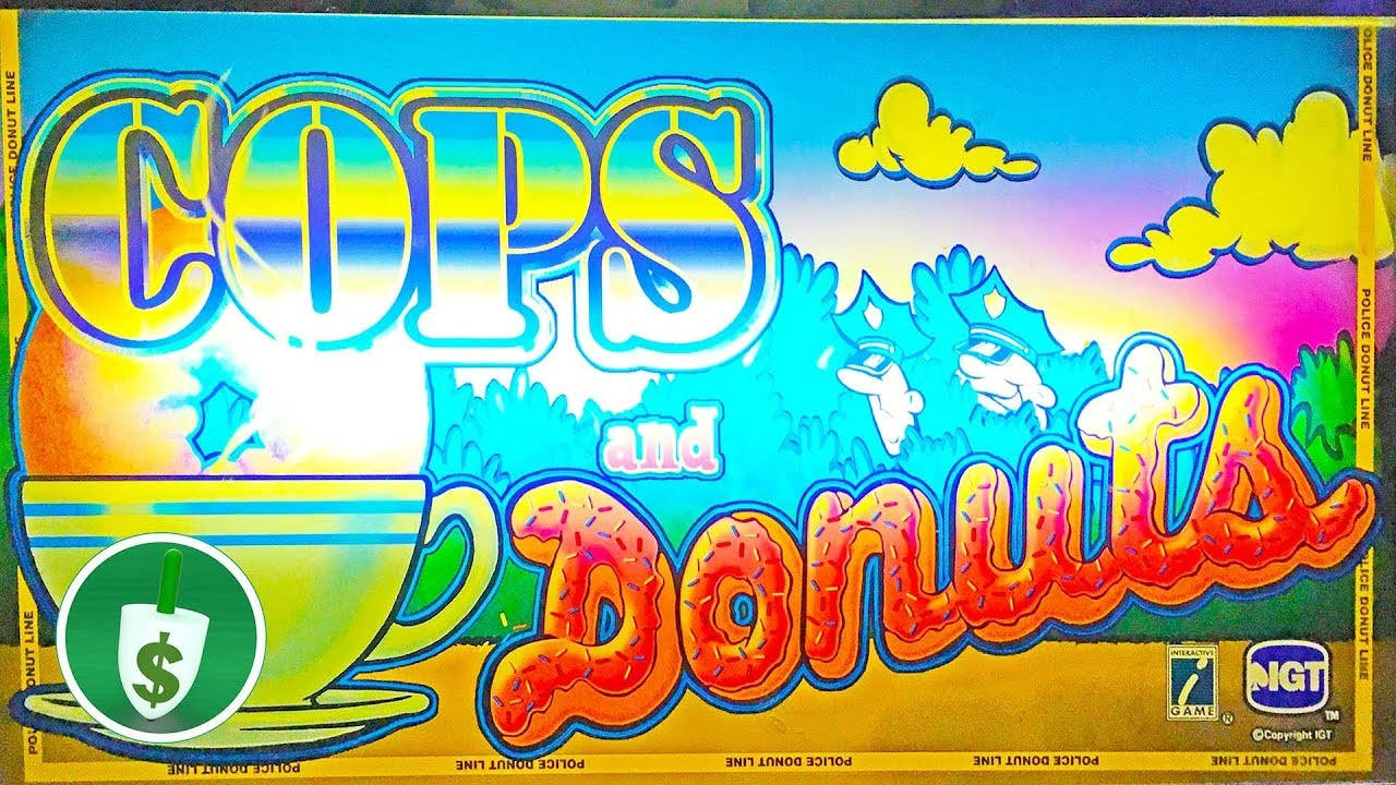 Cops And Donuts Slots Online