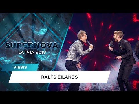 """Ralfs Eilands, Justs, Dagmāra Legante """"Eirovīzija"""" (english subtitles)"""