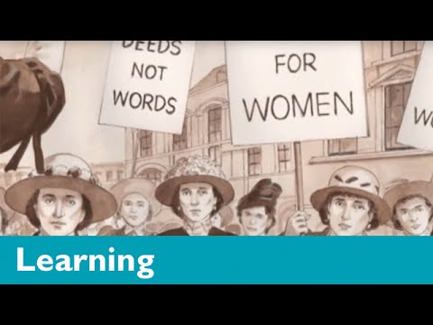 Suffragettes – Stories from Parliament (Part 1 of 2)