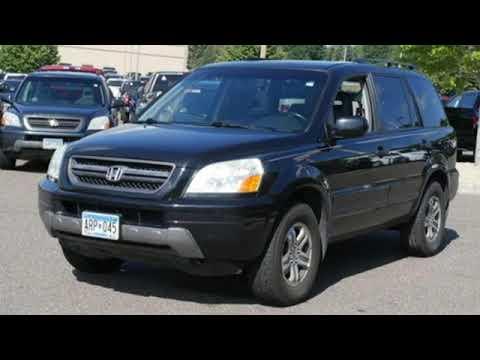 Used 2005 Honda Pilot Minneapolis MN Eden Prairie, MN #3850B8 - SOLD