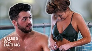 Love Island's Georgia Steel Gets MORE TOUCHY with Her Date! | Celebs Go Dating
