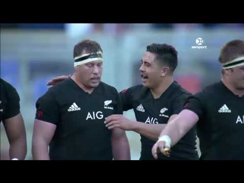 HIGHLIGHTS - Italy v All Blacks