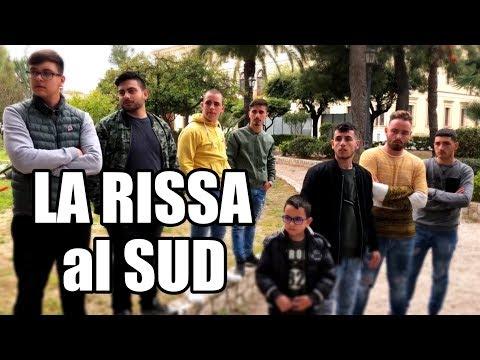 LA RISSA al SUD