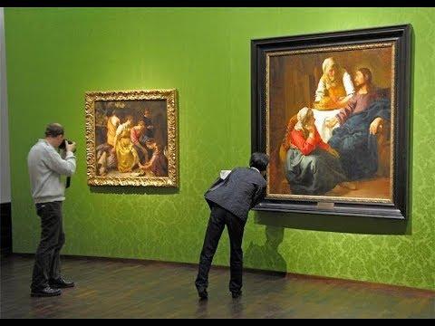 Как оценить картину? Хорошая или плохая живопись? Художник Ревякин оценивает свои картины.
