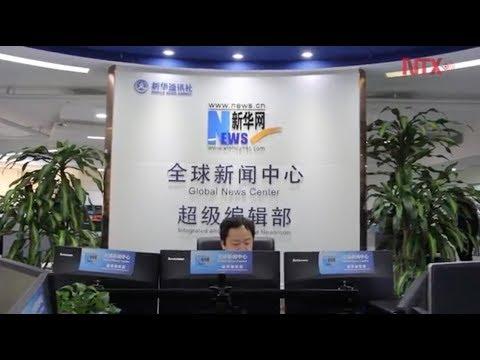 Crece la propuesta tecnológica de la agencia china de noticias Xinhua