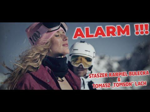 """Staszek Karpiel-Bułecka - Alarm!!! - feat. Tomasz """"Tomson"""" Lach"""