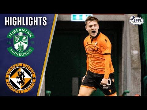 Hibernian Dundee Utd Goals And Highlights