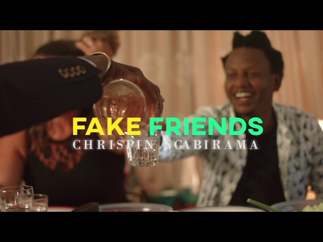 Chrispin - Fake Friends (RTH Remix) (official video)