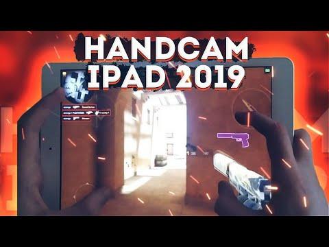 МОЙ HANDCAM НА iPad 2019 😱