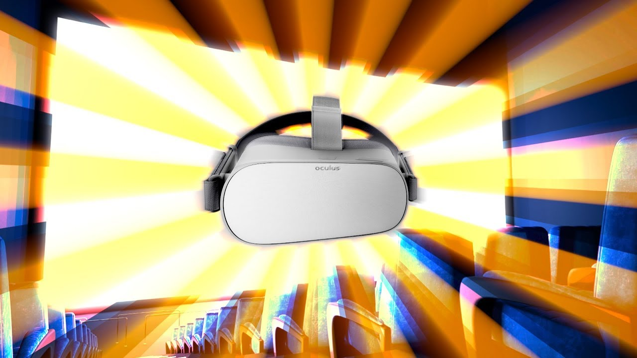 Best Theater Apps for the Oculus Go
