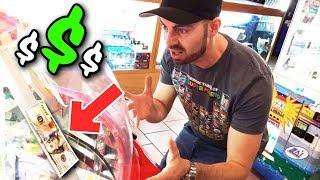 This Prize Arm Arcade Game Has Money Inside! Pinball Pete