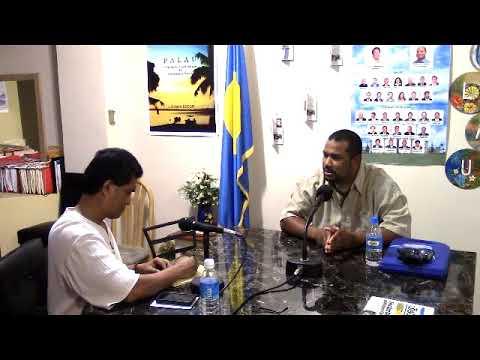 Campaign talk show w/ host, Ebas Santy Asanuma & guest, candidate #1 Alan Marbou (October 20, 2017)