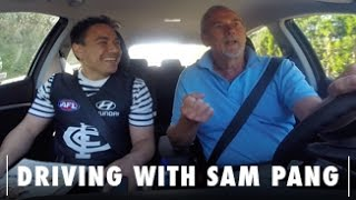 Driving with Sam Pang - Robert Walls (Part 1)