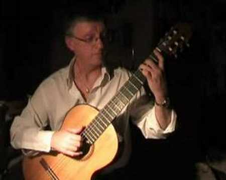 J. S. Bach: Air (Classical guitar)  - Per-Olov Kindgren