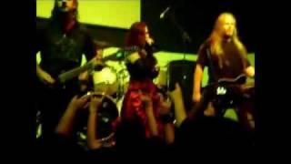 Sirenia - All My Dreams / Live in São Paulo - Blackmore Rock Bar / 29-10-11