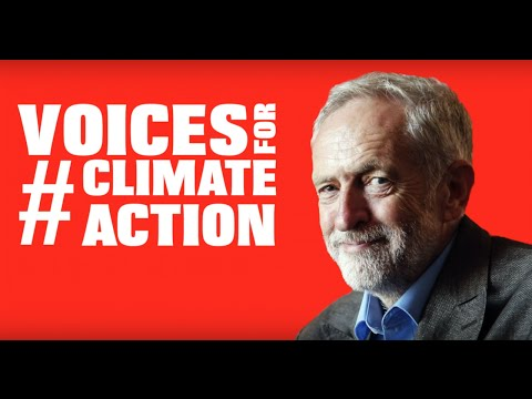 Voices for #ClimateAction | Jeremy Corbyn