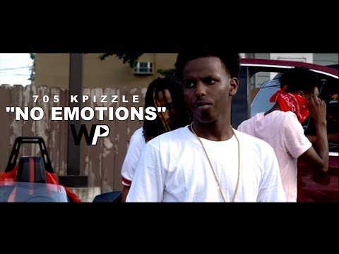 705 KPizzle - No Emotions (Dir. by @shotbywondo)